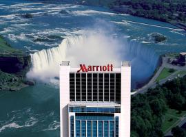 Niagara Falls Marriott on the Falls, hotel di Niagara Falls
