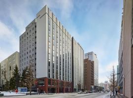三井ガーデンホテル札幌ウエスト、札幌市にある札幌駅の周辺ホテル