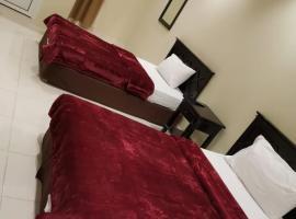 Amjad furnished rooms, apart-hotel em Al Khobar