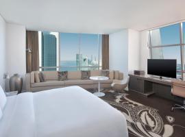 Conrad Abu Dhabi Etihad Towers, accessible hotel in Abu Dhabi