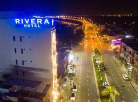 Rivera Tuy Hòa Hotel, beach hotel in Tuy Hoa