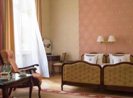 Grand Hotel, hotel near Krakow Central Railway Station, Kraków