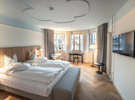 Best Western Plus Hotel Bern, отель в Берне