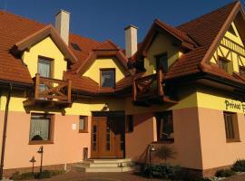 Villa Filip, hotel near Black Stork Golf Club, Veľká Lomnica