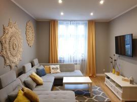 Apartament w kamienicy Przy Parku, apartment in Kalisz
