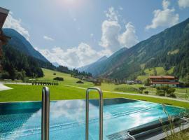 Living & Spa Vitalhotel Edelweiss, hotel in Neustift im Stubaital