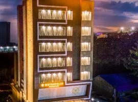 Metropolis Hotel by Maxx Value Hospitality, hotel in Mumbai