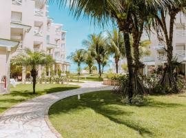 Qavi - Apartamento aconchegante na Praia de Pirangi #VilaImperial, hotel in Pirangi do Norte