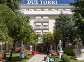 Hotel Due Torri, hotel near Parco Regionale dei Colli Euganei, Abano Terme