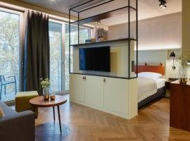 Downtown Apartments Mitte-Wedding, serviced apartment in Berlin