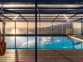 Relax View, villa in Funchal