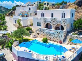 Ilios Village, hotel near Limnoupolis, Stalos