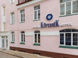 Коперник, отель в Калининграде