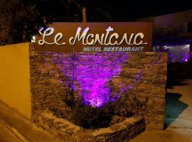 Auberge le Montana, отель в Сен-Флоране