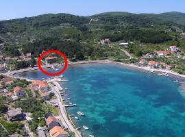 Apartments by the sea Lumbarda, Korcula - 4385, budget hotel in Lumbarda