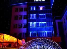 Отель Энигма, отель в Хабаровске