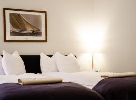 Hotel Vanilla, отель в городе Гётеборг