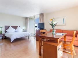 Exe Suites San Marino, serviced apartment in Mexico City