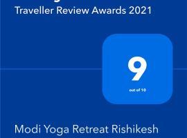 Modi Yoga Retreat Rishikesh, отель в Ришикеше