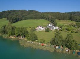 Hotel Garni Dorferwirt, hotel in Tiefgraben