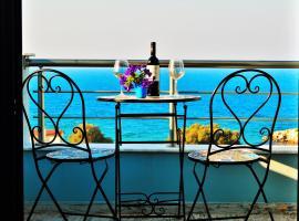 Villa Tania Samos, παραλιακό ξενοδοχείο στη Σάμο