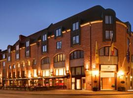 Crowne Plaza Hotel Brugge, hotel in Bruges