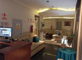 Hotel Brickell, hotel in Lima