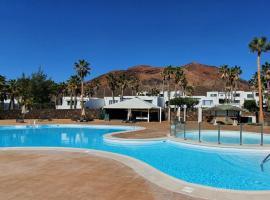 Palmeras Garden, apartment in Playa Blanca
