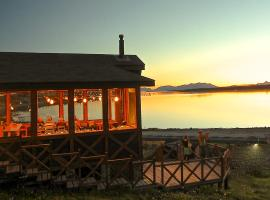 Weskar Lodge, hotel in Puerto Natales