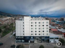 Hotel Unu, accessible hotel in Huancayo
