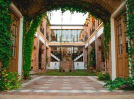 Posada Los Angelos, hotel in Ramallo