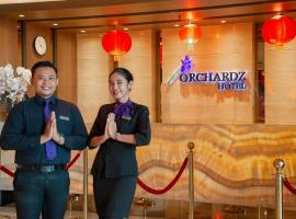 Orchardz Hotel Industri Jakarta, hotel near Jakarta International Expo, Jakarta