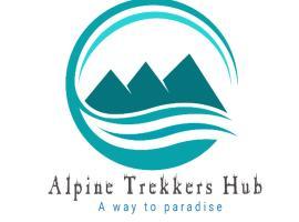 Alpine Trekkers Hub, luxury tent in Anantnāg
