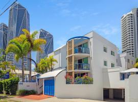Surfers Beach Resort One, hotel near Broadbeach Bowls Club, Gold Coast