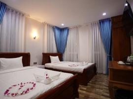 Masada Hotel & Resort, resort in Kep