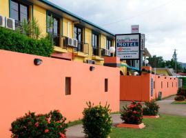 Cedar Lodge Motel, hotel near Riverway, Townsville
