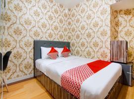 OYO 90196 Enda Rooms, hôtel à Tangerang près de: Aéroport international de Jakarta Soekarno-Hatta - CGK