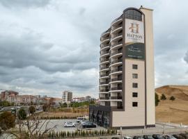 Hatton Suites Hotel Esenboga, apartment in Ankara