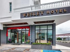 Wesley Hotel, hotel in Bukit Mertajam