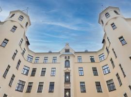 Hotel Valdemars Riga managed by Accor, отель в Риге