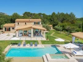 Villa Golf Marina, alojamiento en Pollensa