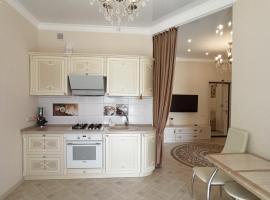 Апартаменты на Халтурина 30 КОМФОРТ, apartment in Gelendzhik