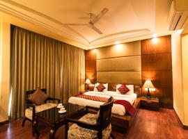 Shubham Vilas – hotel w Nowym Delhi