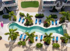 Blue Palm Bacalar, hotel in Bacalar