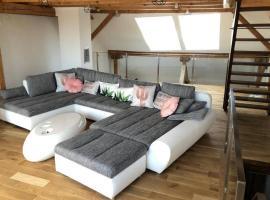 Traumhafte Luxuswohnung im Herzen der Altstadt, Ferienwohnung in Ravensburg