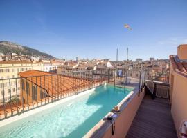 L'Eautel Toulon Centre Port, hôtel à Toulon