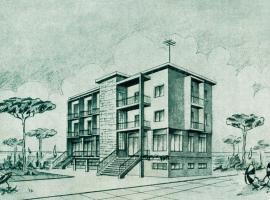 Hotel Amedea, hotel a Cervia