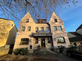 Bayerischer Hof, hotel in Rothenburg ob der Tauber