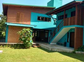Pousada Vila Guyrá, hospedagem domiciliar em Florianópolis