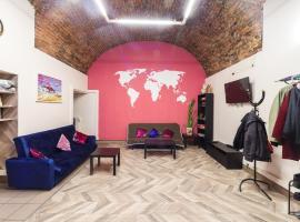 Brick House, hostelli Pietarissa